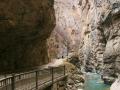 Чегемское ущелье