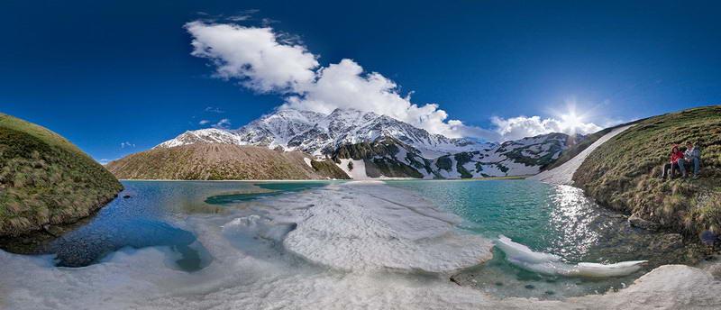 Национальный парк Приэльбрусье Фото