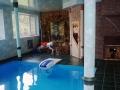 Сауна и бассейн
