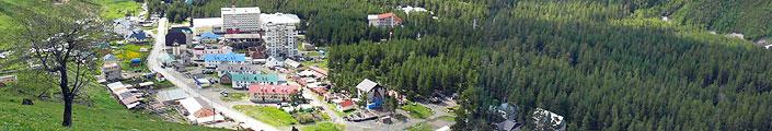 поселок торскол приэльбрусье